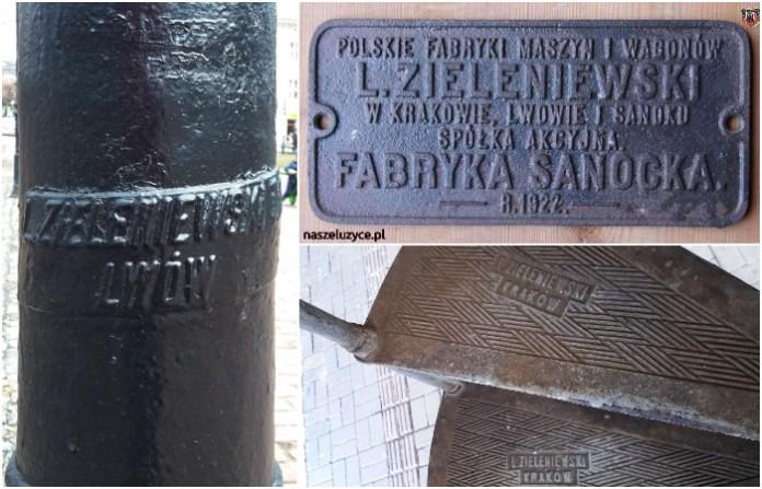 Фабрика Зеленевського у Львові