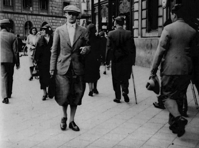Ярослав Середа, Львів, 1930 рік
