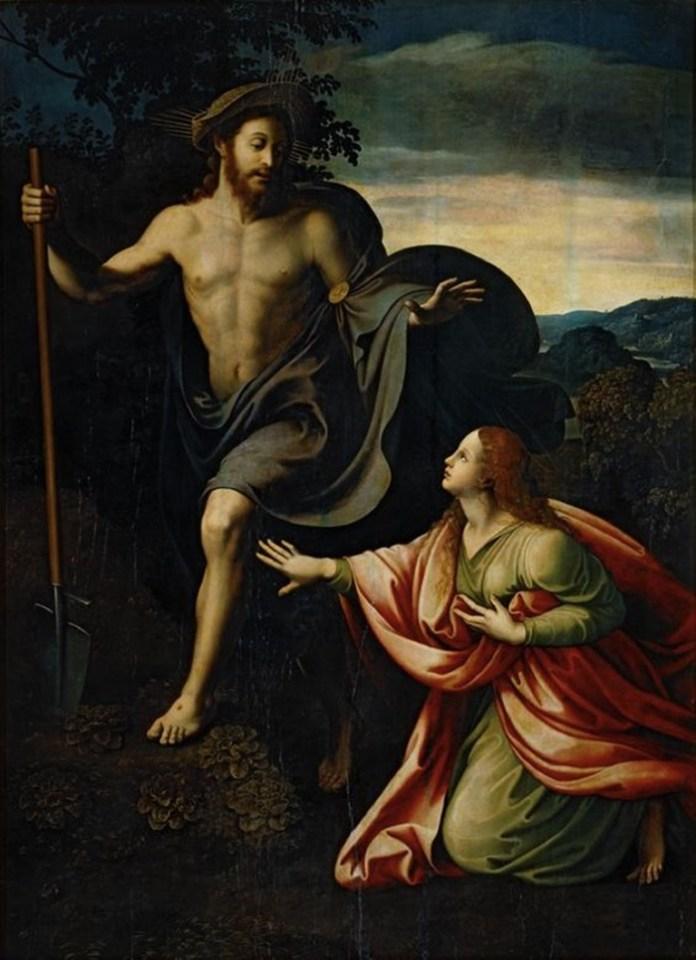 """Джуліо Романо """"Не торкайся Мене"""" (1492). Джерело: fineartamerica.com"""
