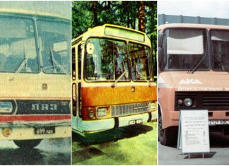 Про те, як у Львові проектували автобуси та тролейбуси. Частина третя