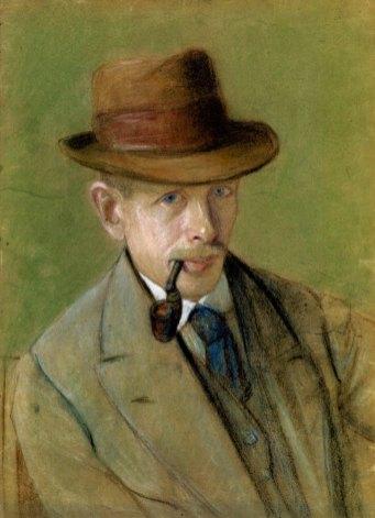 Модест Сосенко. Автопортрет, 1919