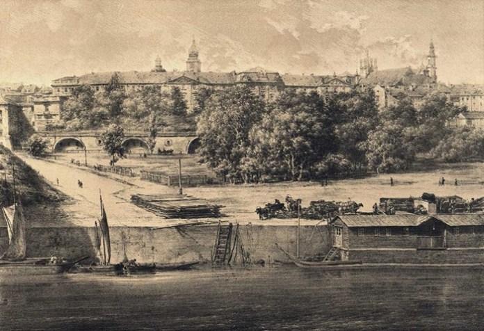 Варшава ХІХ століття очима Наполеона Орди