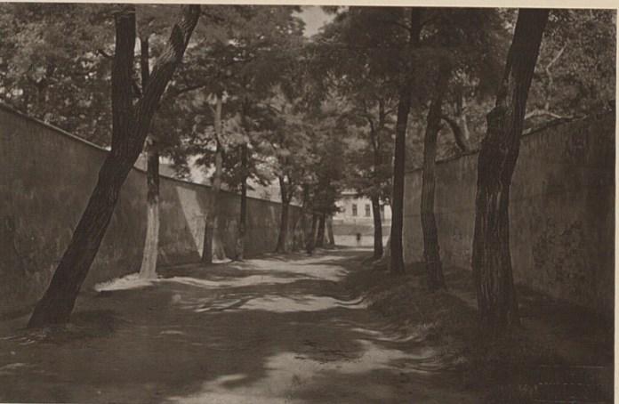 Вулиця Кляшторна у Львові, 1921 р. Фото: Ян Булгак