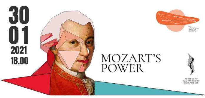 Mozart BirthDay. Mozart's power