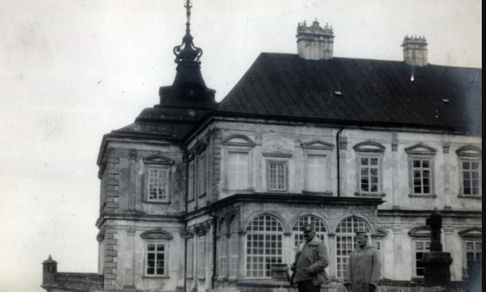 Підгорецький замок, 1915-1916 рр.