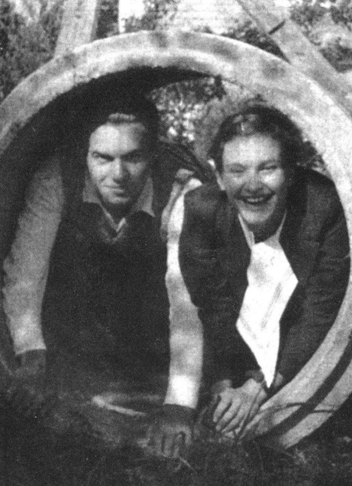 Богдан Весоловський та Ірена Яросевич