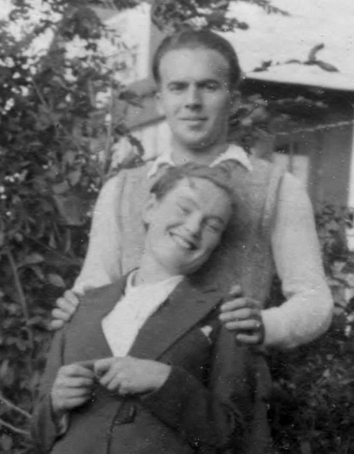 Ірена Яросевич з Богданом Весоловським