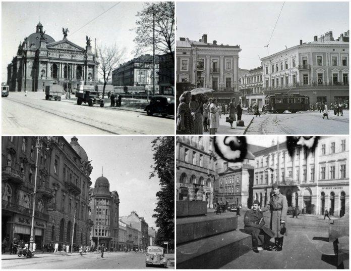 Львів, 1942 р.