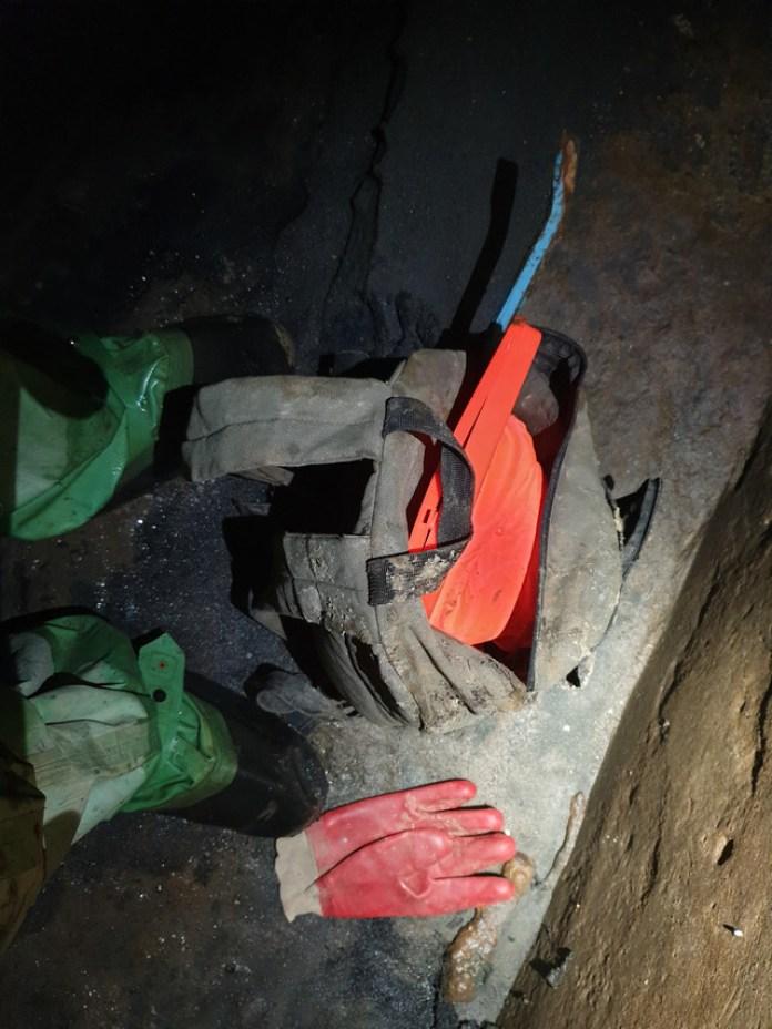 Спорядження для дослідження підземель