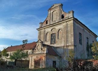 Костел святого Михайла та монастир реформатів