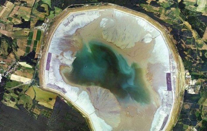 Вид на збірник з неба. mggpaero.com