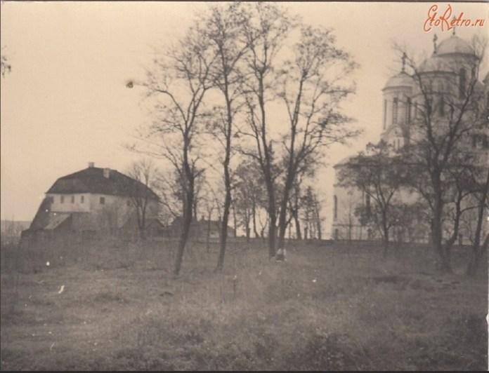 Замок і Богоявленський собор, 1958 рік