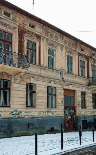 Будинок №6. Фото Мар'яни Іванишин.