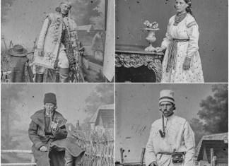 Мешканці Галичини та Поділля на фото ХІХ століття