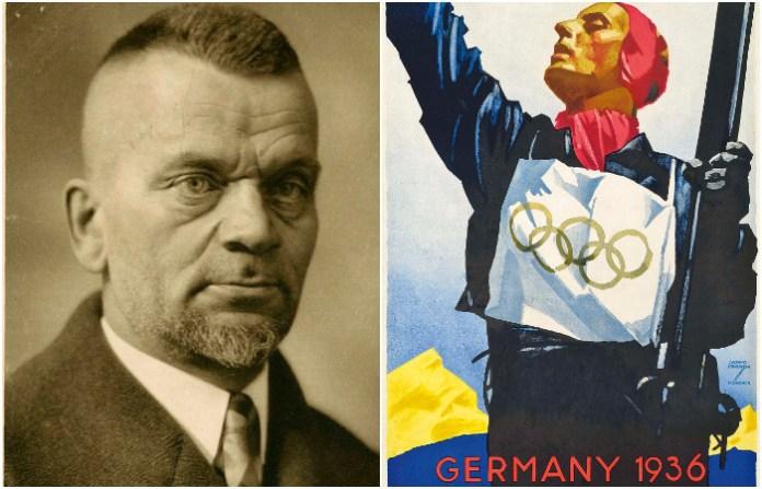 Іван Боберський про ІV зимові Олімпійські ігри у Ґарміш-Партенкірхені 1936 року