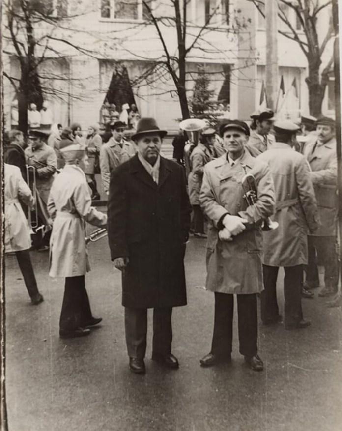 Нерозлучний з трубою – Павло Козак праворуч