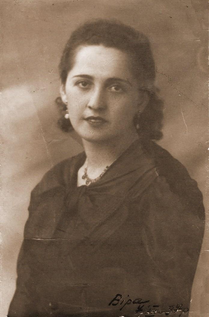 Віра Пастрик, 1937 р