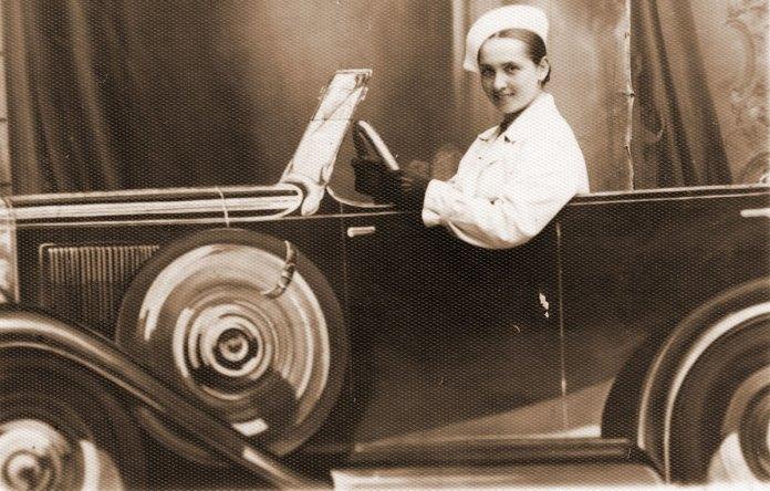 Віра Пастрик, Рівне, 1938 р.