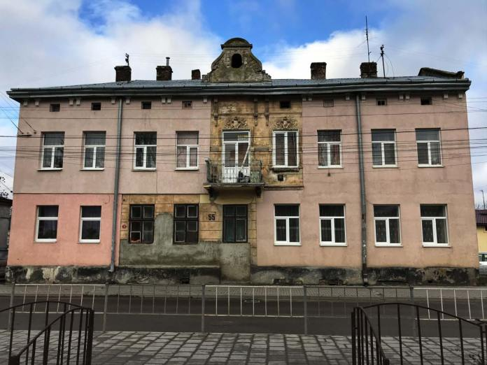 Львів, вул. Новознесенська, 55. АвторZommersteinhof