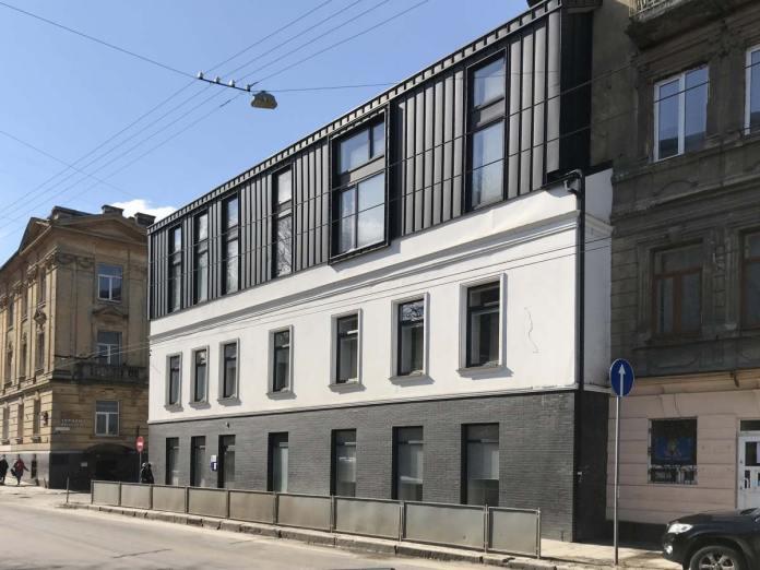 Львів, вул. Шота Руставелі, 12 станом на 2021 рік ( автор Zommersteinhof)
