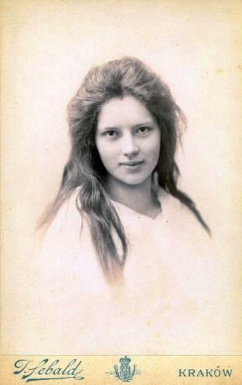 Софія Смолюховська. Джерело світлин: Rodzina Smoluchowskich
