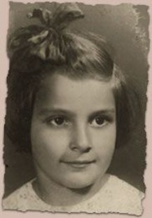 Кристина Хіґер у 1941 р. Джерело: Holocaust