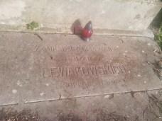 Гробівець родини Леваковських на Личаківському кладовищі. Скульптор - Поль Ойтеле. Світлив Андрій Кусій