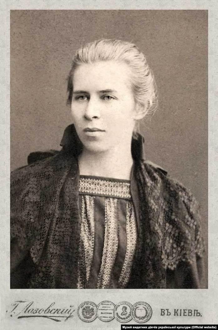 Леся Українка. Київ, 1896 рік