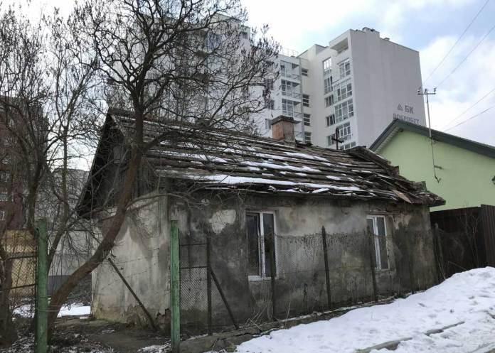 Старенький будинок на вулиці Уманській. Автор Zommersteinhof