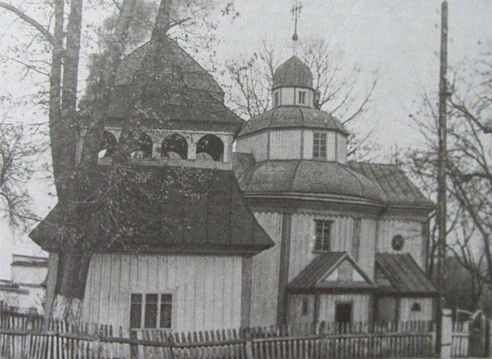 Церква Успіння Пресвятої Богородиці, 1930-і роки