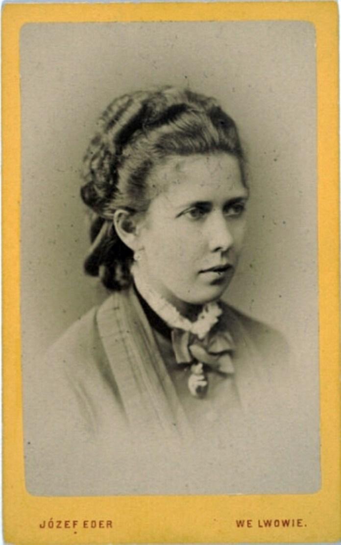 Наталія Потоцька, 1870-ті роки