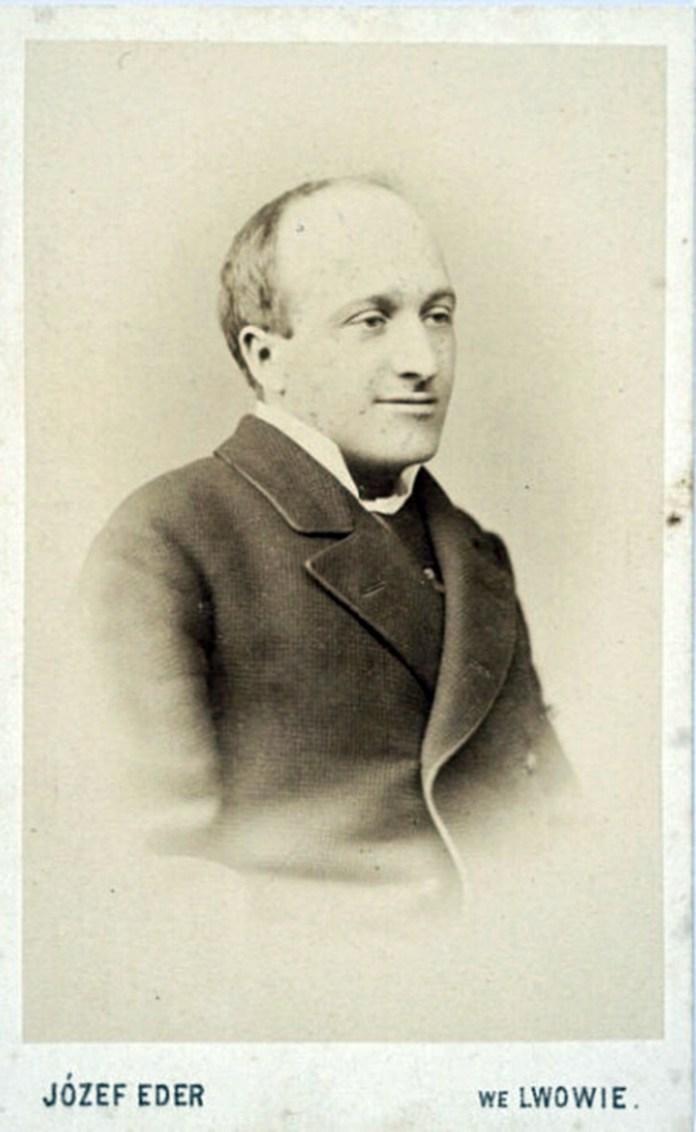 Портрет Александра Подвишенського, 1877 р.