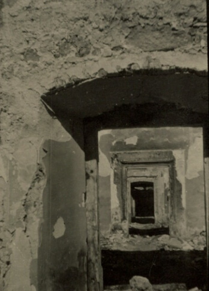 Свірзький замок, 1915 р.