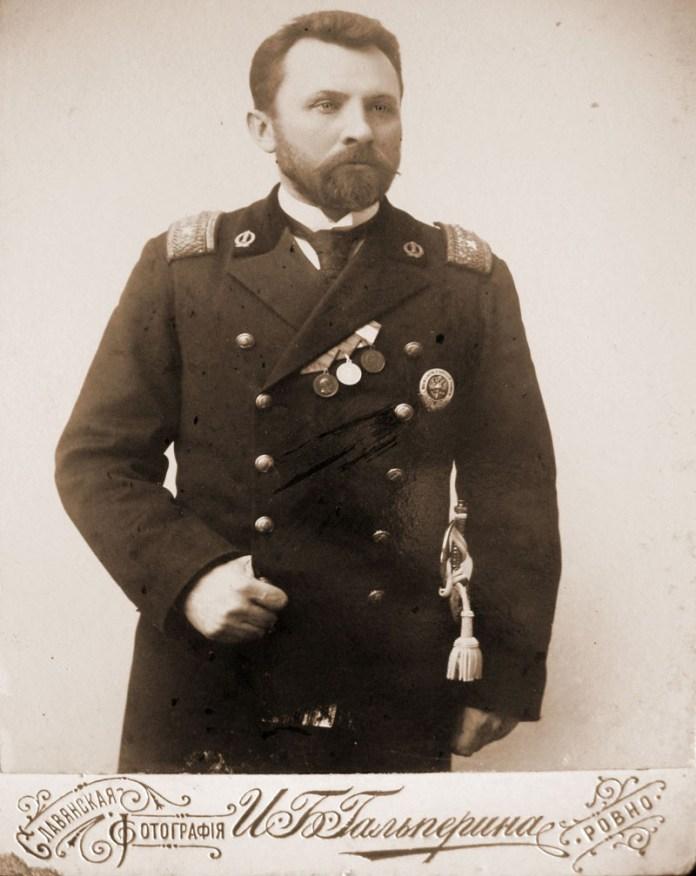 Степан Мартинович Подобед, Рівне, 1899 р.