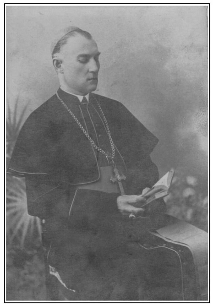Архієпископ Кароль Гриневецький, приблизно 1900 р.
