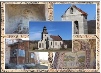 Костел святого Кароля Баромеуша в селі Козаки