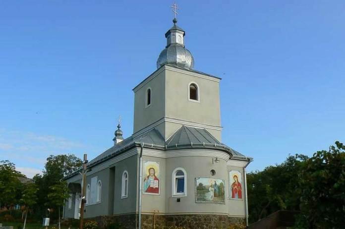 Церква у с. Гута. Джерело kamrada.gov.ua