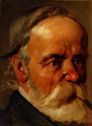 Автопортрет Ігнатія Рошковича