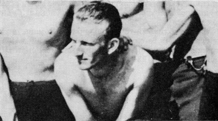 Роман Шухевич – спортсмен. Львів, поч. 1930-х рр.