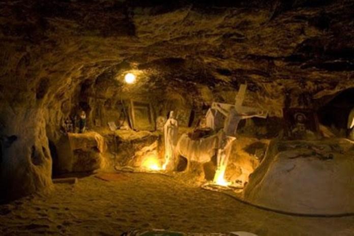 Страдчанська печера. Джерело: explorer.lviv.ua