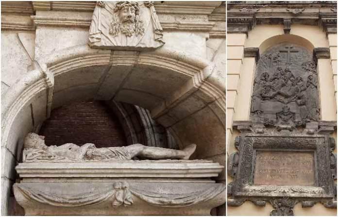Страсті Христові в сакральній архітектурі Львова