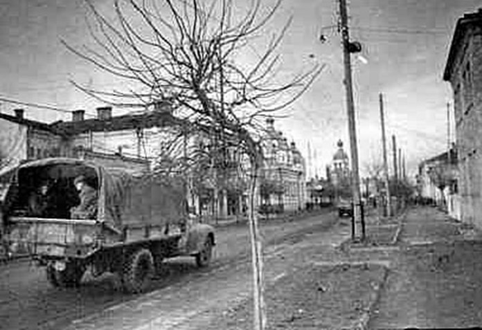 Рівне, лютий 1944-го