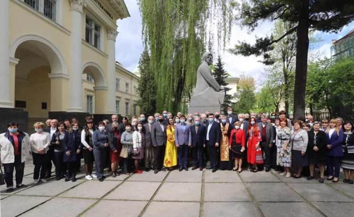Відзначення 150-річчя від дня народження Василя Стефаника
