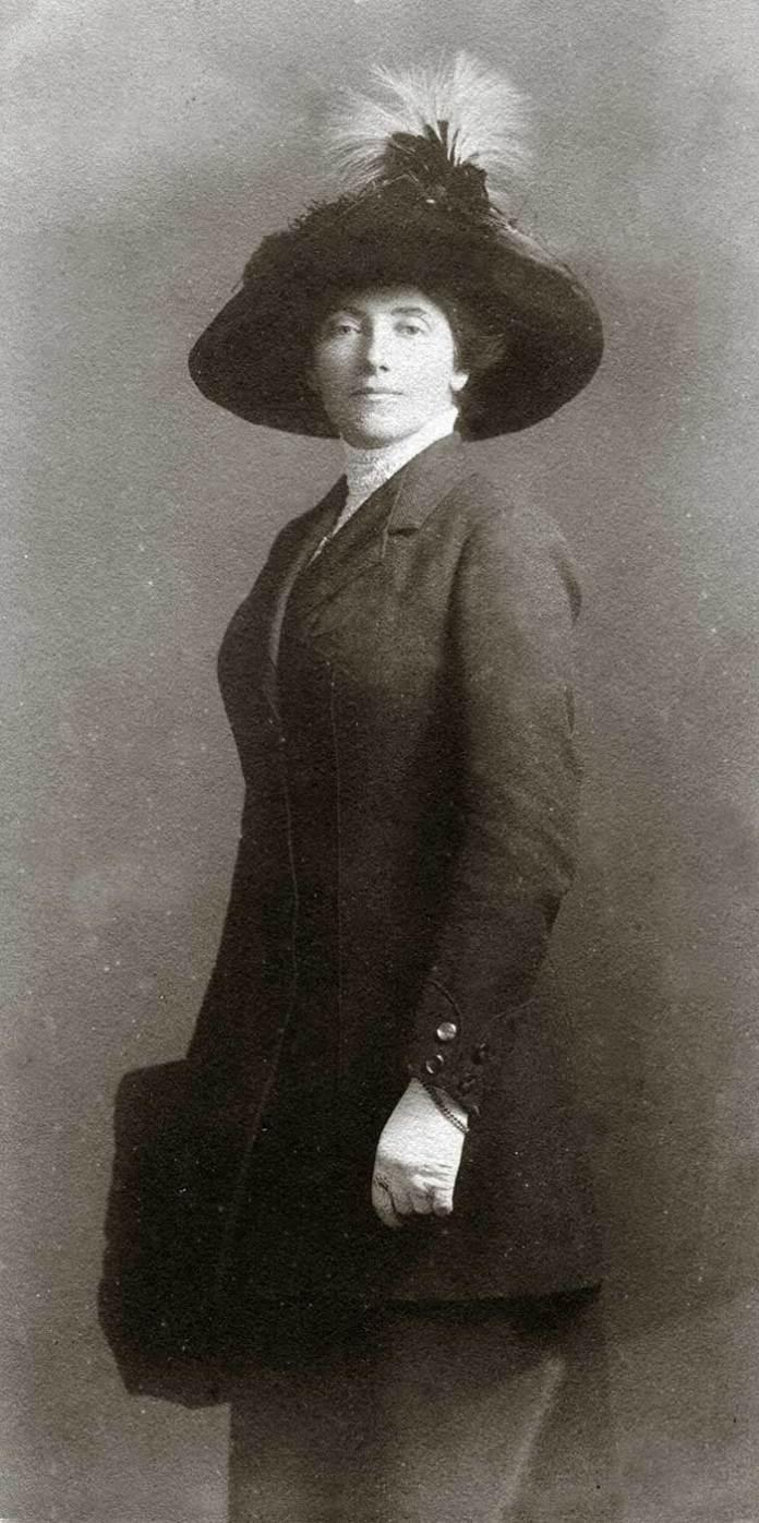 Соломія Крушельницька. Барселона, 1911 р.