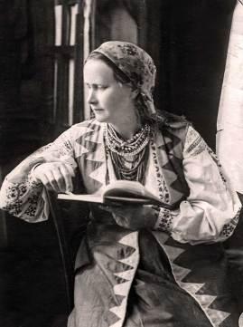 Анна-Марія Новаківська. Фото 1919 р.