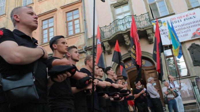 У Львові відзначили річницю з проголошення Акту відновлення Української держави