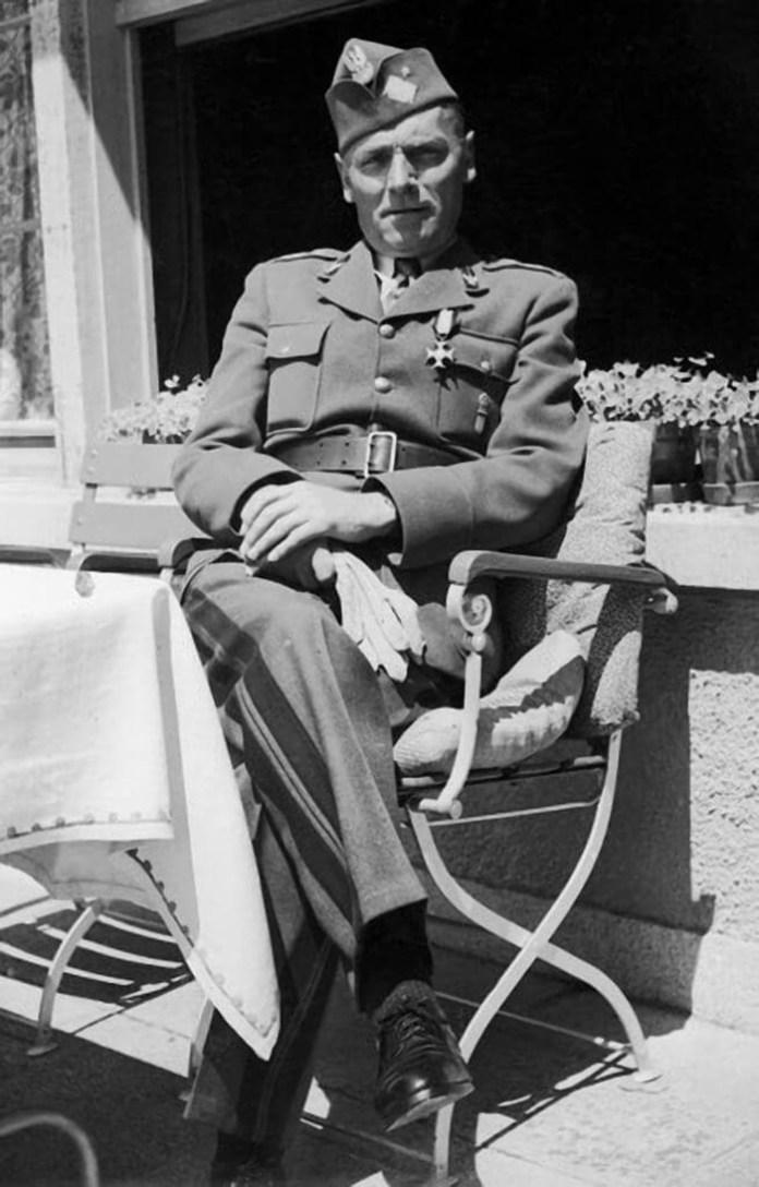 Броніслав Пругар-Кетлінг, фото 1940 року