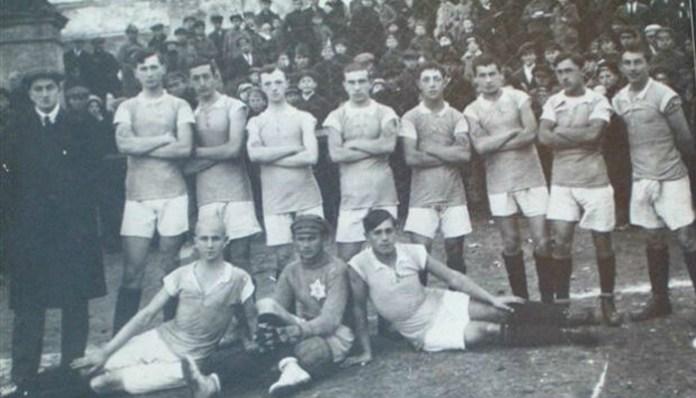 """""""Гасмонея"""", чемпіонат Волині. 1935 рік"""