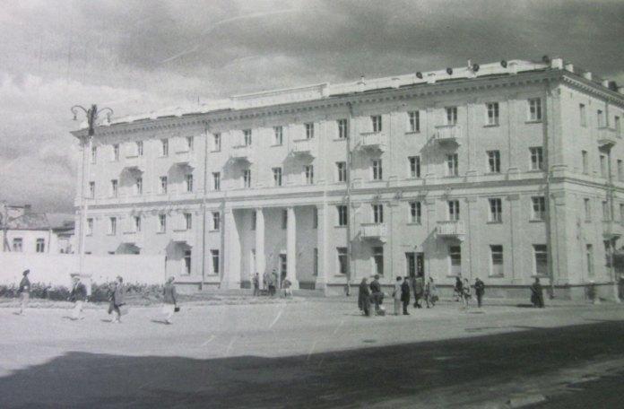 Готель Рівне, 1958 р.