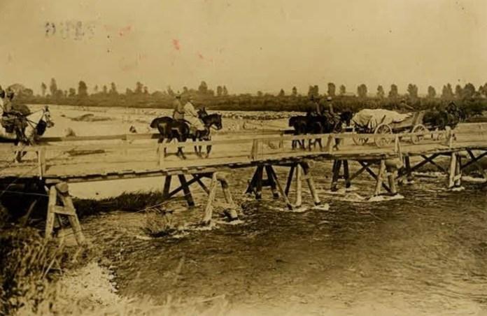 Міст в Галичині